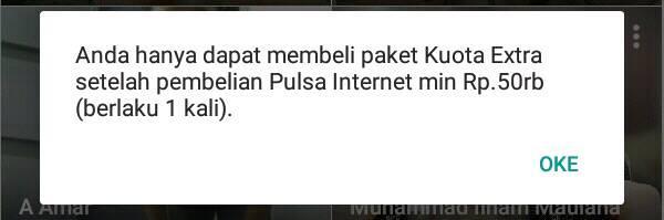 Paket Internet Telkomsel 2GB 15Ribu