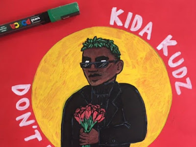 [MUSIC] Kida Kudz – Don't Be Shy