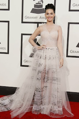 Grammy Awards 2014 Katy Perry