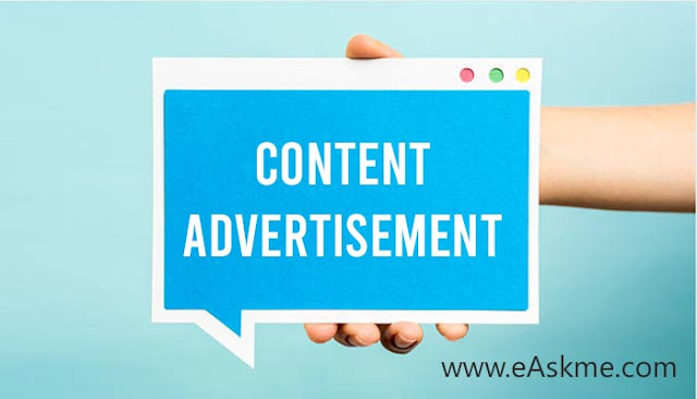 Ads: 10 Exclusive Content Monetization Options for Bloggers: eAskme