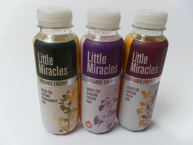 A picture of Little Miracles Organic Energy Drinks