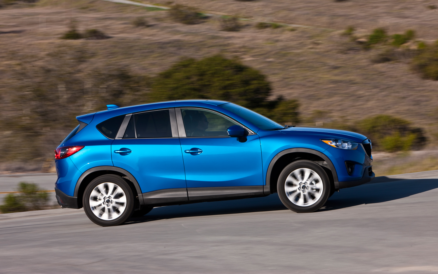 2014 mazda cx 5 gets 185 hp 2 5l i 4 new cars reviews. Black Bedroom Furniture Sets. Home Design Ideas