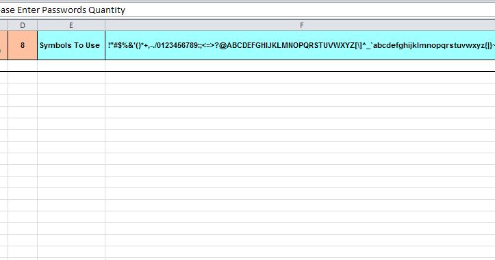 Excel Vba Code Generator