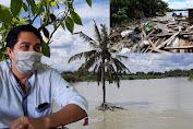 Puluhan Rumah Di Bongkar Terdampak Banjir, Kades: Belum Ada Tanggapan Pemda Lutra