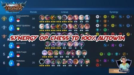 Synergy OP Chess TD 100% Autowin