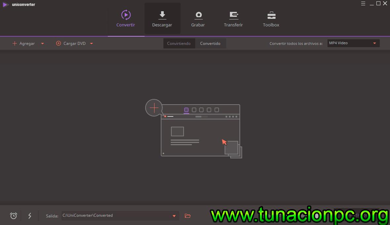 Wondershare UniConverter, Poderoso convertidor de archivos multimedia
