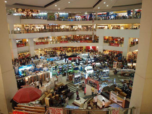 Prinsip Perancangan Mall dan Pusat Perbelanjaan