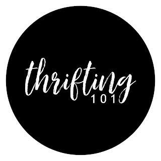 thrifting 101, thrift finds, thrifting tips, goodwill finds, nc blogger, thrifting
