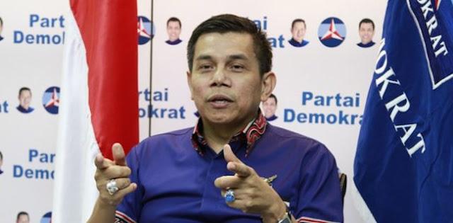 "Tanggapi PDIP, Hinca Pandjaitan: Apakah Menolak RUU Disebut ""Main Kartu Politik""?"