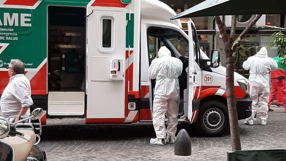 La provincia de Buenos Aires suma 2.542 casos de coronavirus y alcanza los 468.432 contagios