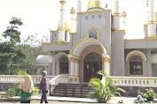 Netizen Sarankan Masjid Ditengah Hutan Di Gowa Cocok Untuk Wisata Religi