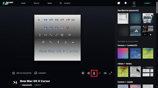 Cara menambahkan cursor di Windows