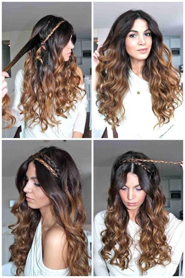 Long Hair : The Mane for the Goddess