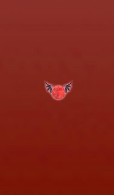 Devil Red Moon