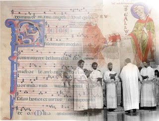 Apogeo del Canto Gregoriano