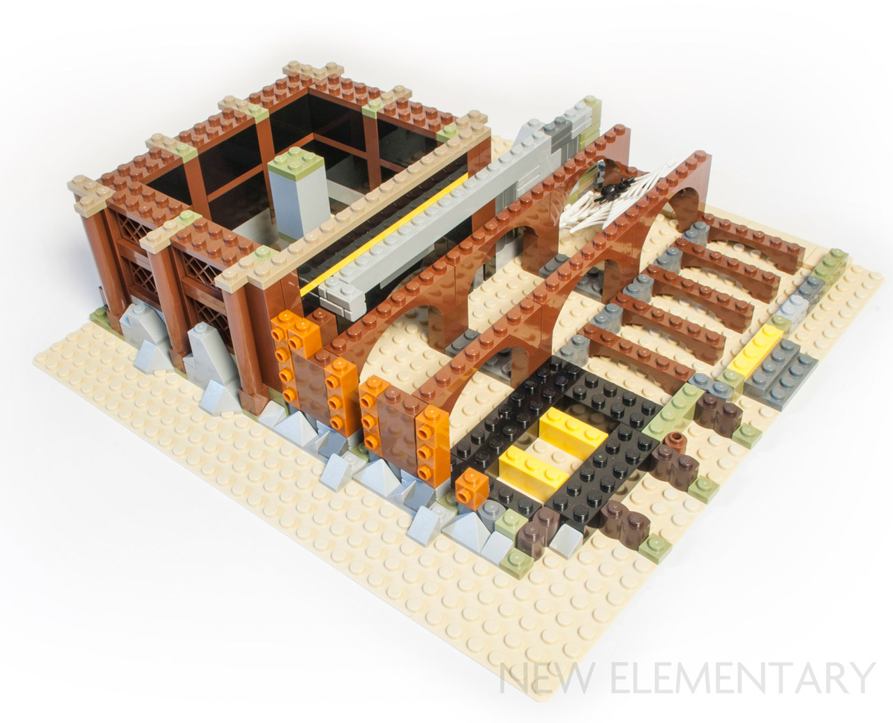 The early bird catches the fish | New Elementary, a LEGO® blog of ...
