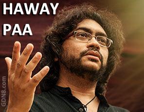 HAWAY PAA - Rupam Islam - Ugrobaader Guptoboi
