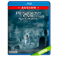 Resident Evil 2: Apocalipsis (2004) BDRip 1080p Audio Dual Latino-Ingles