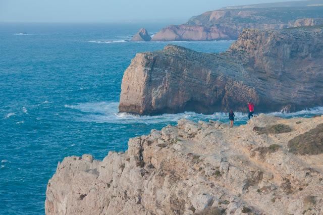 Algarve: Ponta de Sagres e Cabo de São Vicente