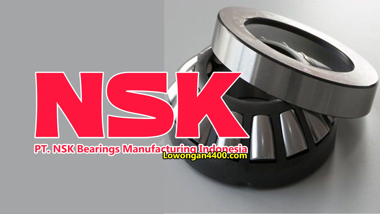PT. NSK Bearings Manufacturing Indonesia