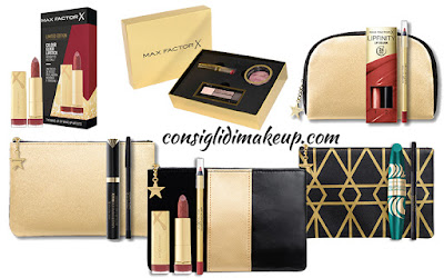 Christmas Collection Max Factor