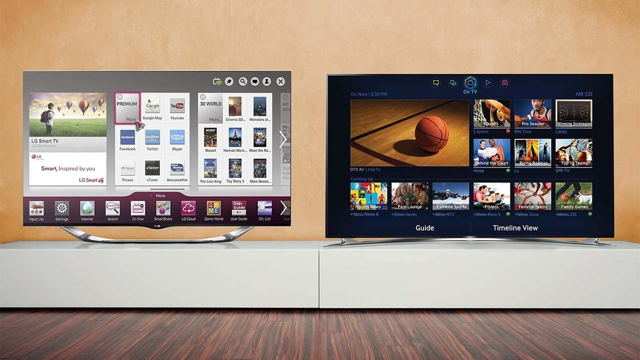 TV LED Samsung vs TV LED LG, Mana Yang Lebih Unggul?