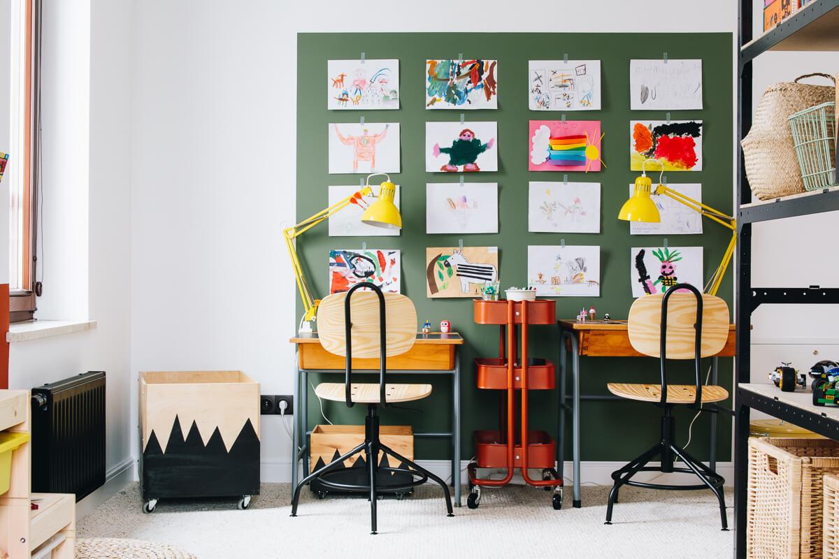 Galeria prac dziecięcych