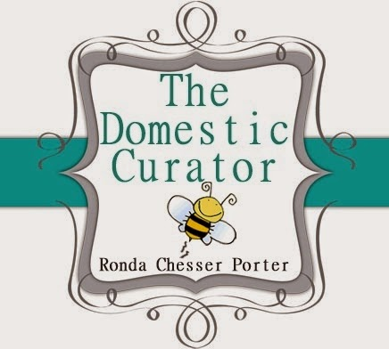 The Domestic Curator Tranquil Summertime Blues