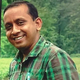West bengals alipurduar journalist Chayan Sarkar missing