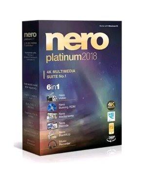 NERO PLATINUM 2018 FULL VERSION