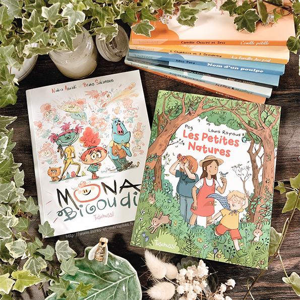 Mona Bigoudi & Les Petites Natures