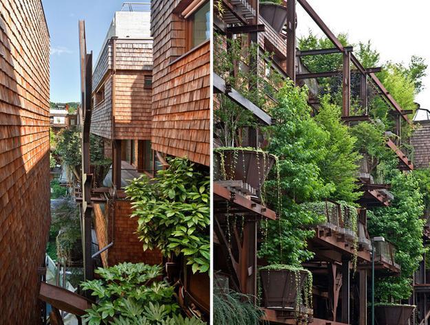 مبنى 25 Green