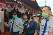 Penilaian Posko Kampung Tangguh Serentak Se Kabupaten Mitra