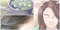 Masih Muda sudah Beruban? Ini nih Cara Praktis Menggunakan bahan Alami untuk Mengembalikan warna alami rambutmu!