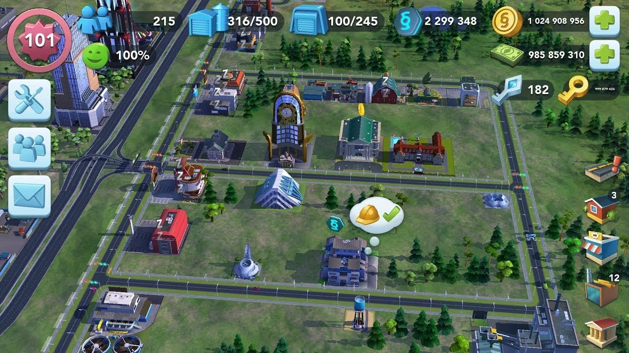 Claim Simcity BuildIt Unlimited Simoleons & SimCash For Free! 100% Working [November 2020]
