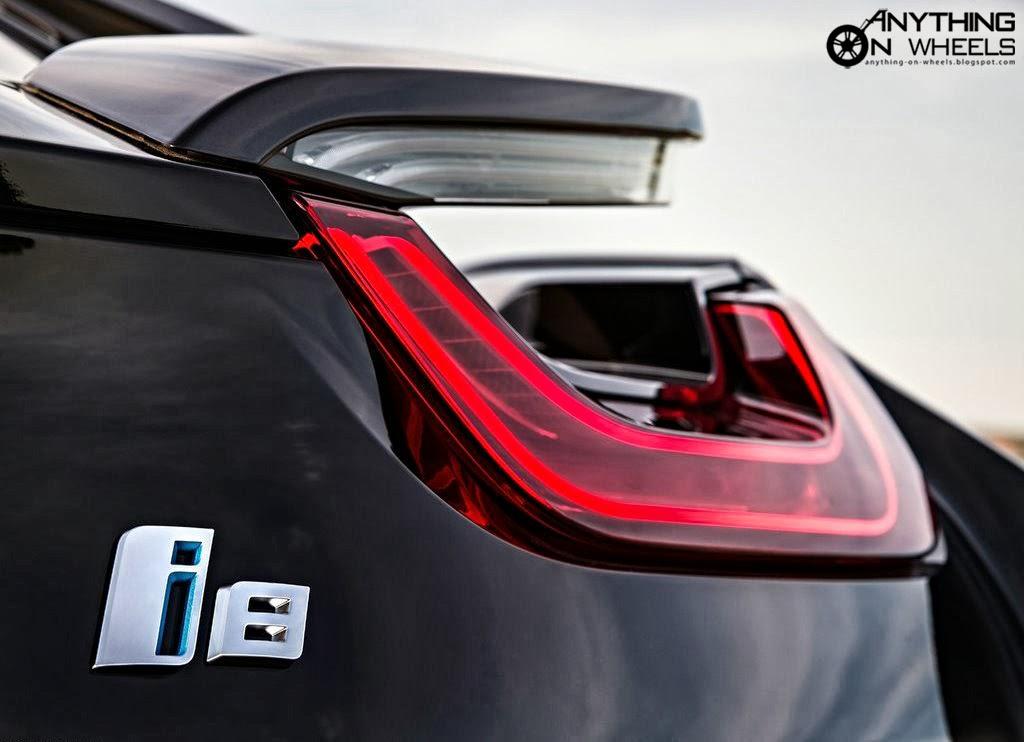 Anything On Wheels 2013 Frankfurt Bmw I8 Plug In Hybrid Sports