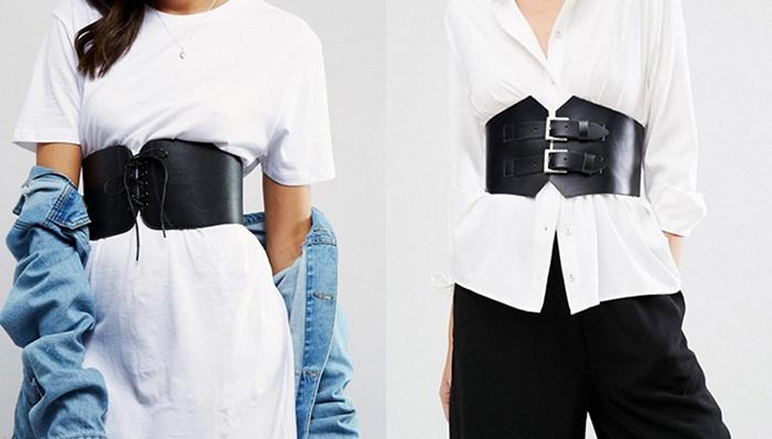 cintura corsetto