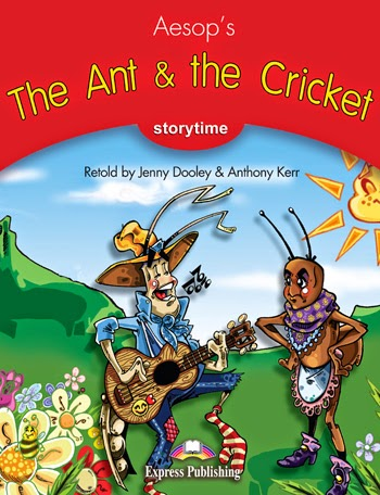 Study Material and Summary of The ant and the cricket