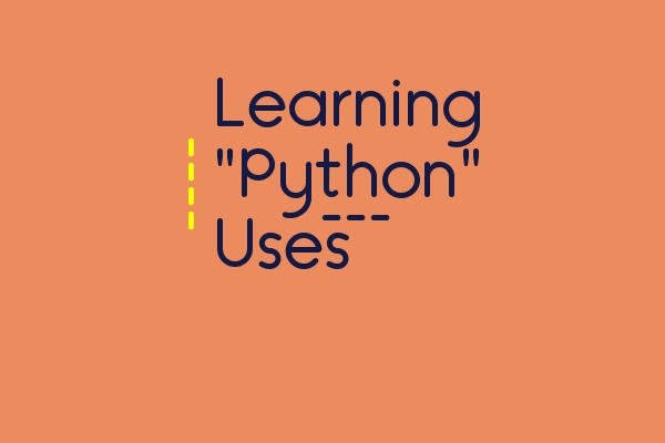 Why Learning Python is so useful?