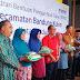 Mang Oded Bagikan BPNT di Kecamatan Bandung Kulon
