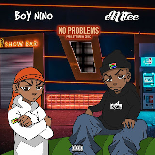 Boy Nino - No Problems (Feat. Emtee)