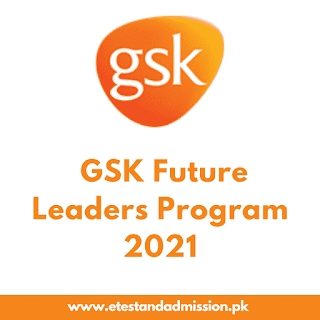gsk future leaders program 2021