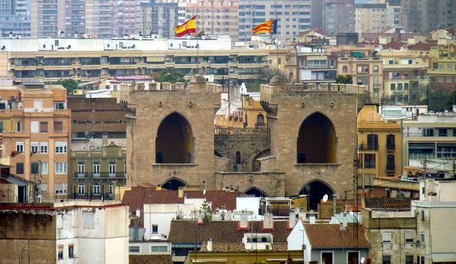 Torres de Quart.