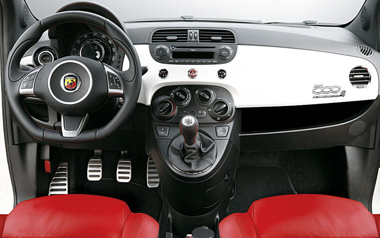 New Car Review 2012 Fiat 500 Abarth