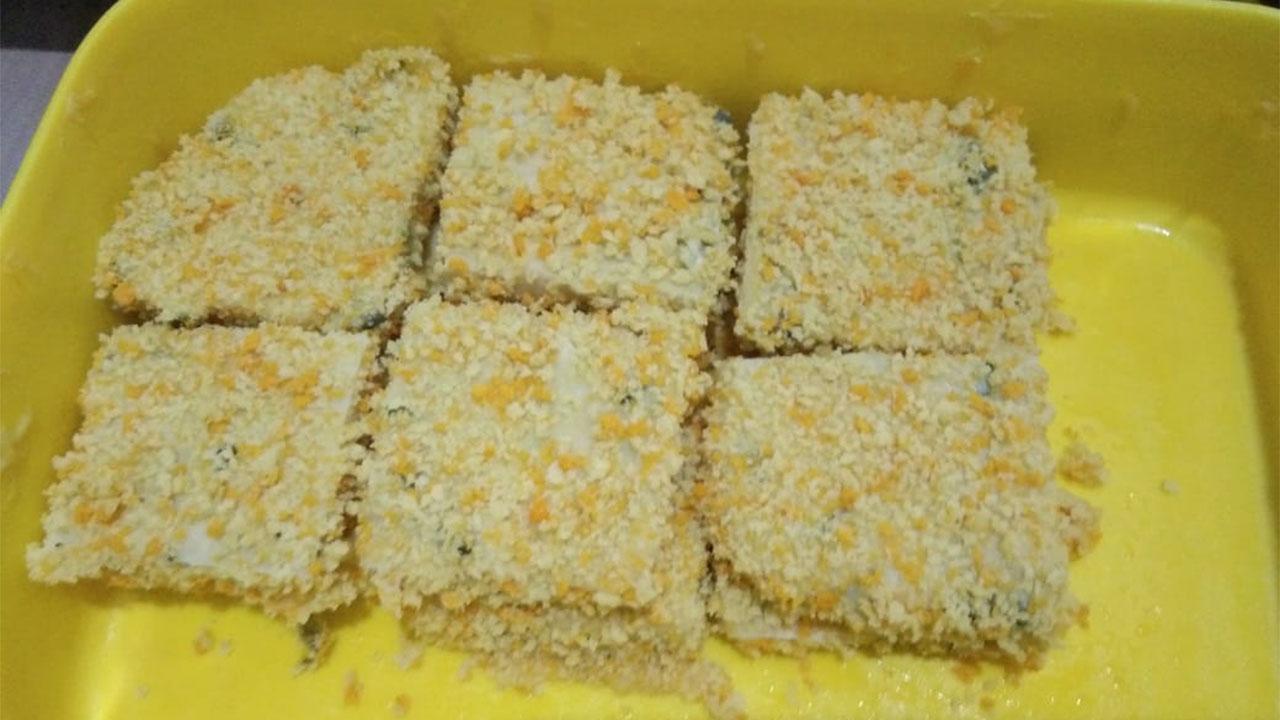 Nugget Ayam Spesial untuk MPASI Bayi