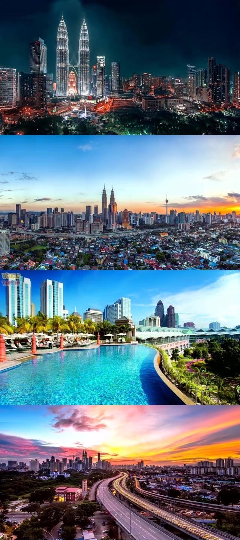 TOP 10 MOST BEAUTIFUL CITIES IN ASIA 2019 8. Kuala Lumpur, Malaysia