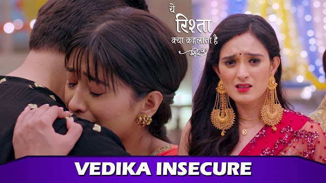 Big Twist : Vedika takes on wifely avatar in Yeh Rishta Kya Kehlata Hai