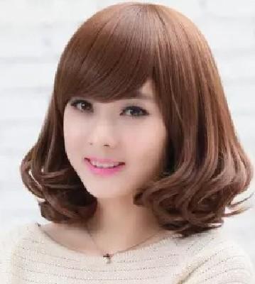 gaya rambut pesta sederhana