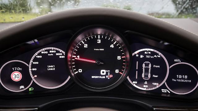 Porsche Panamera 4S Diesel (2016) review