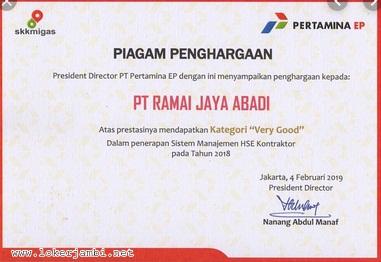 Lowongan Kerja Jambi Pt Ramai Jaya Abadi Agustus 2019 Loker